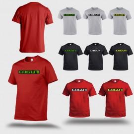 T-shirts Cogua 2018
