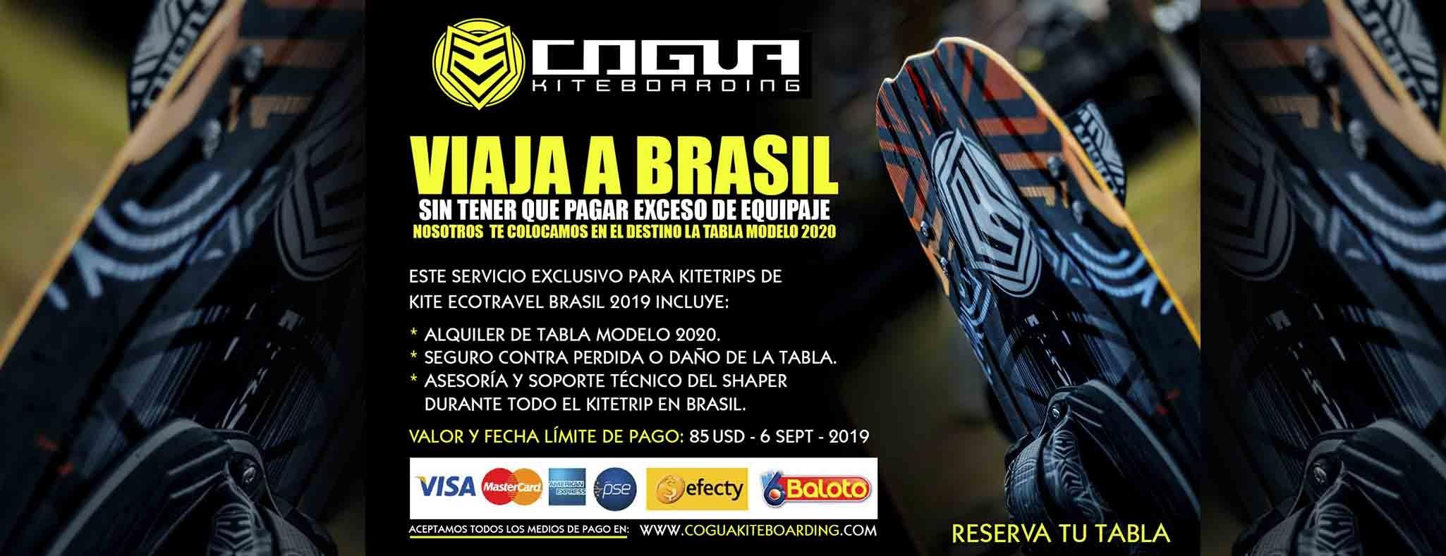 KiteEcotravel Brasil 2019 KiteTrip - Cogua